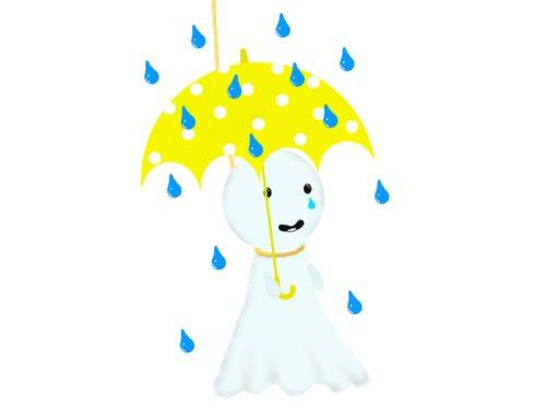 おうちでお灸☆梅雨の時期に体調を崩すのはなぜ?