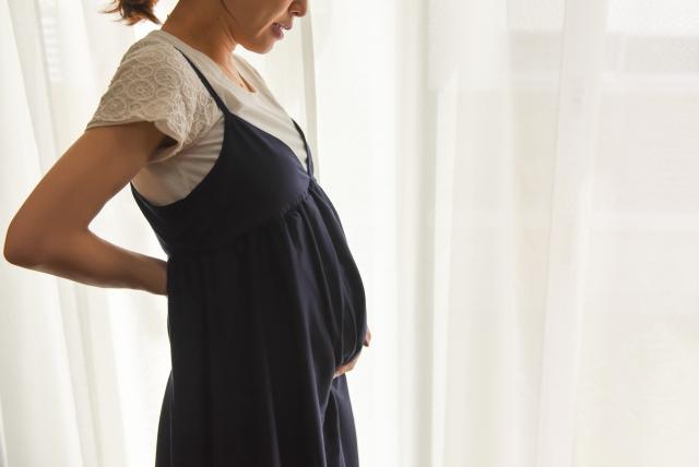妊婦さんの体型