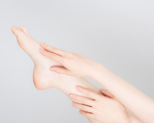 足首から身体を整える