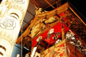 2021年祇園祭山鉾建てに伴う交通規制と週末のご予約状況